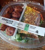 Couscous falafel maaltijdsalade - Product - nl