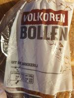 Zacht Volkorenbollen - Produit - nl