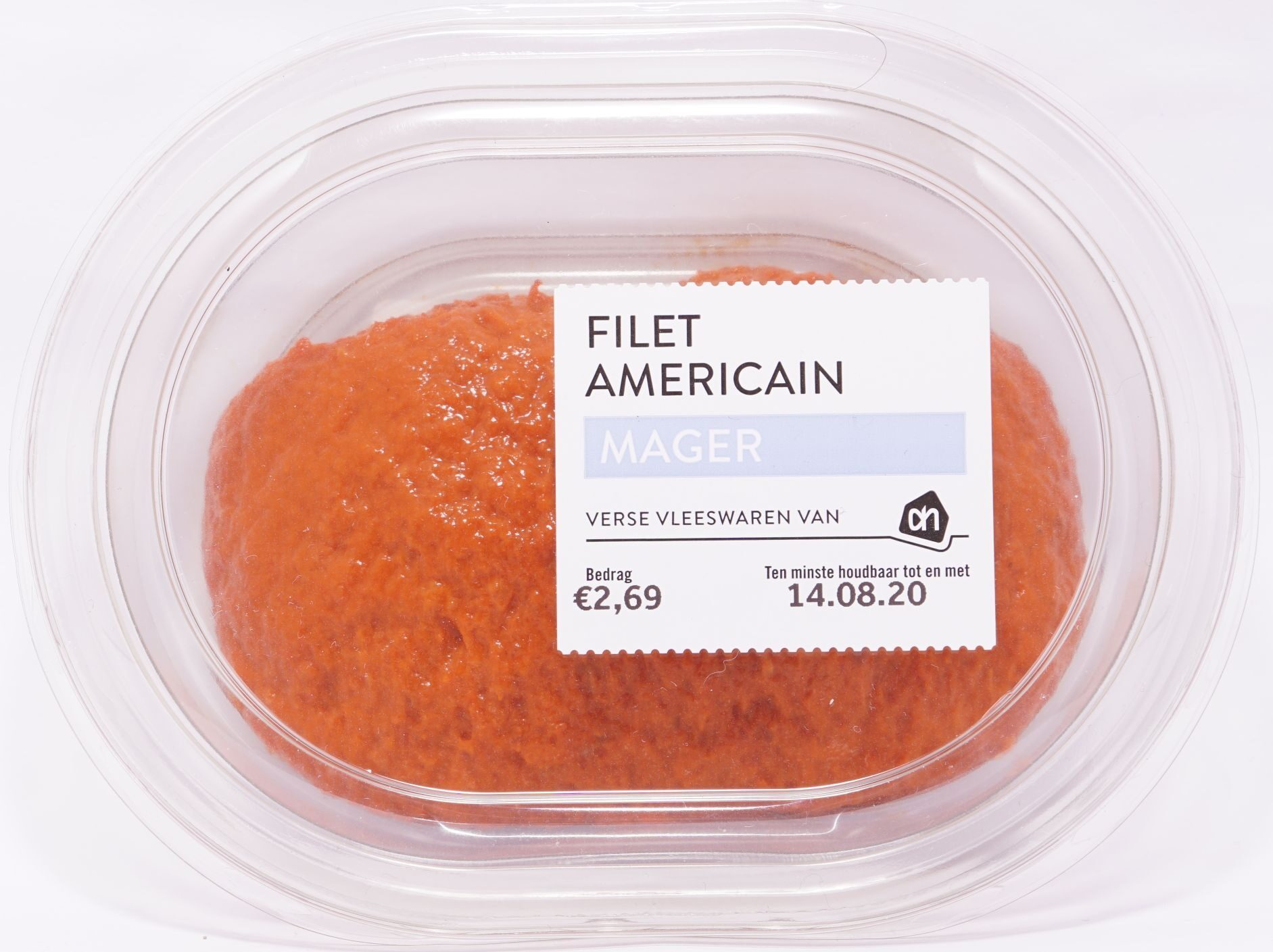 Filet Americain Mager - Product - nl