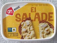scharrelei salade - Product - nl