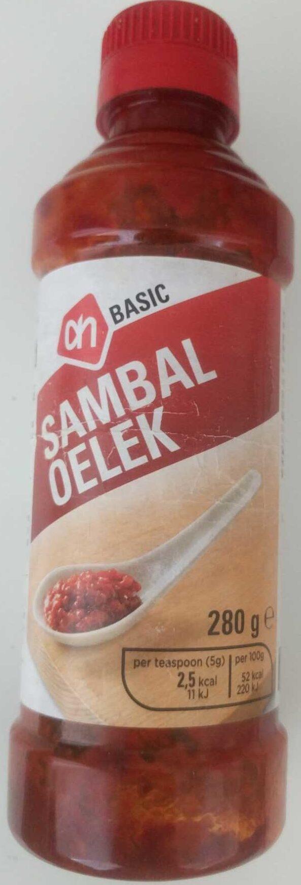 Sambal Oelek - Product - en