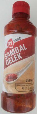 Sambal Oelek - Produit - nl