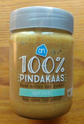 100% Pindakaas naturel - Produit - fr