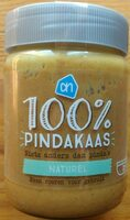 100% Pindakaas naturel - Product - nl