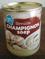 Gevulde champignonsoep - Product - en
