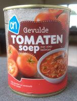 Gevulde Tomatensoep met soepballetjes - Product - nl
