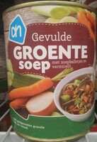 Gevulde Groente Soep - Product - nl