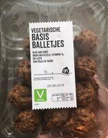 Vegetarische basis balletjes - Product - nl