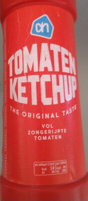 Classic Ketchup Knijpfles - Product - nl