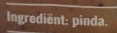 100% Pindakaas - Ingredients