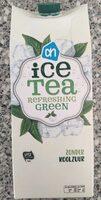 Ice tea refreshing green - Product