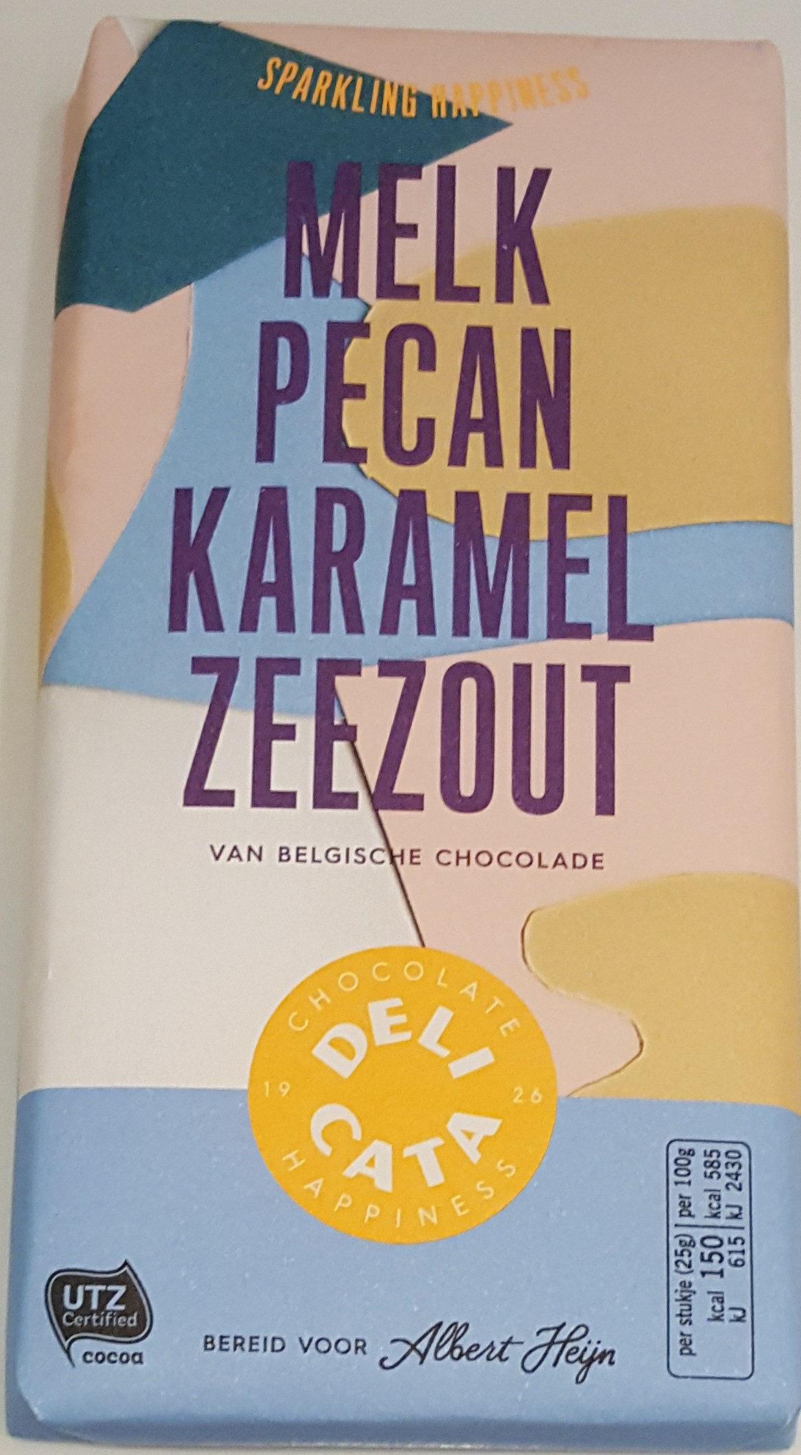 Melk pekan karamel zeezoul - Product