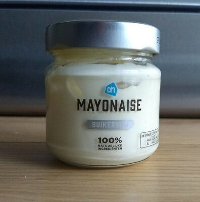 Mayonaise suikervrij - Product