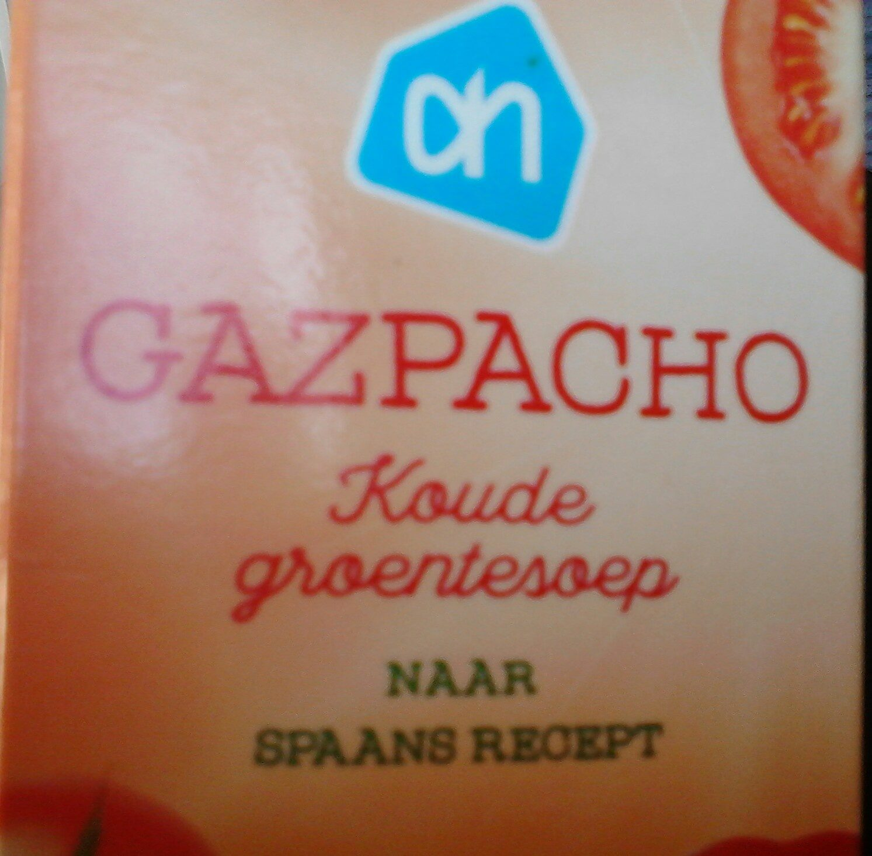 AH gazpacho - Product - en