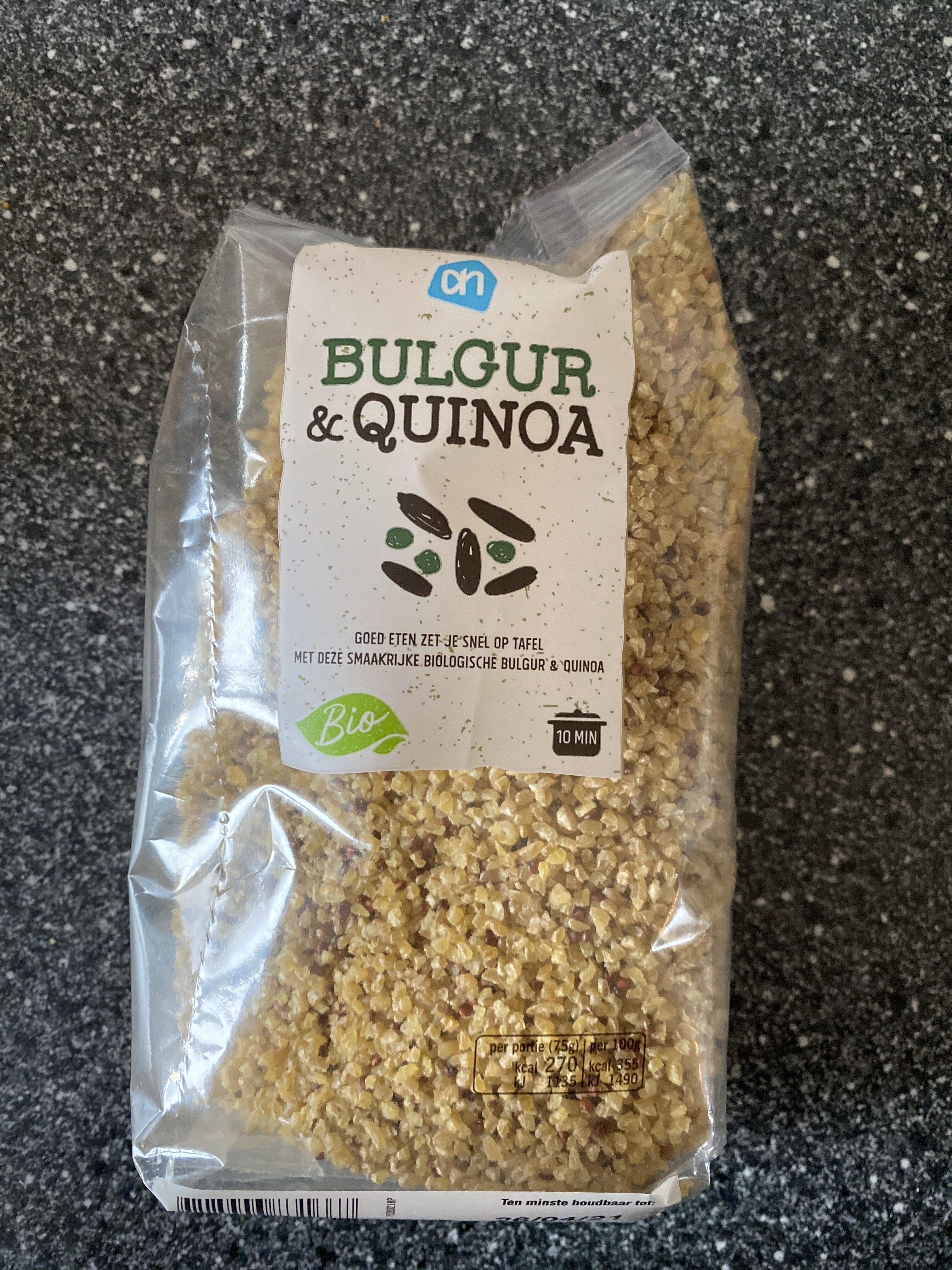 Bulgur & Quinoa - Product - en