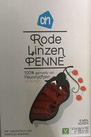 Rode linzen penne - Product - fr