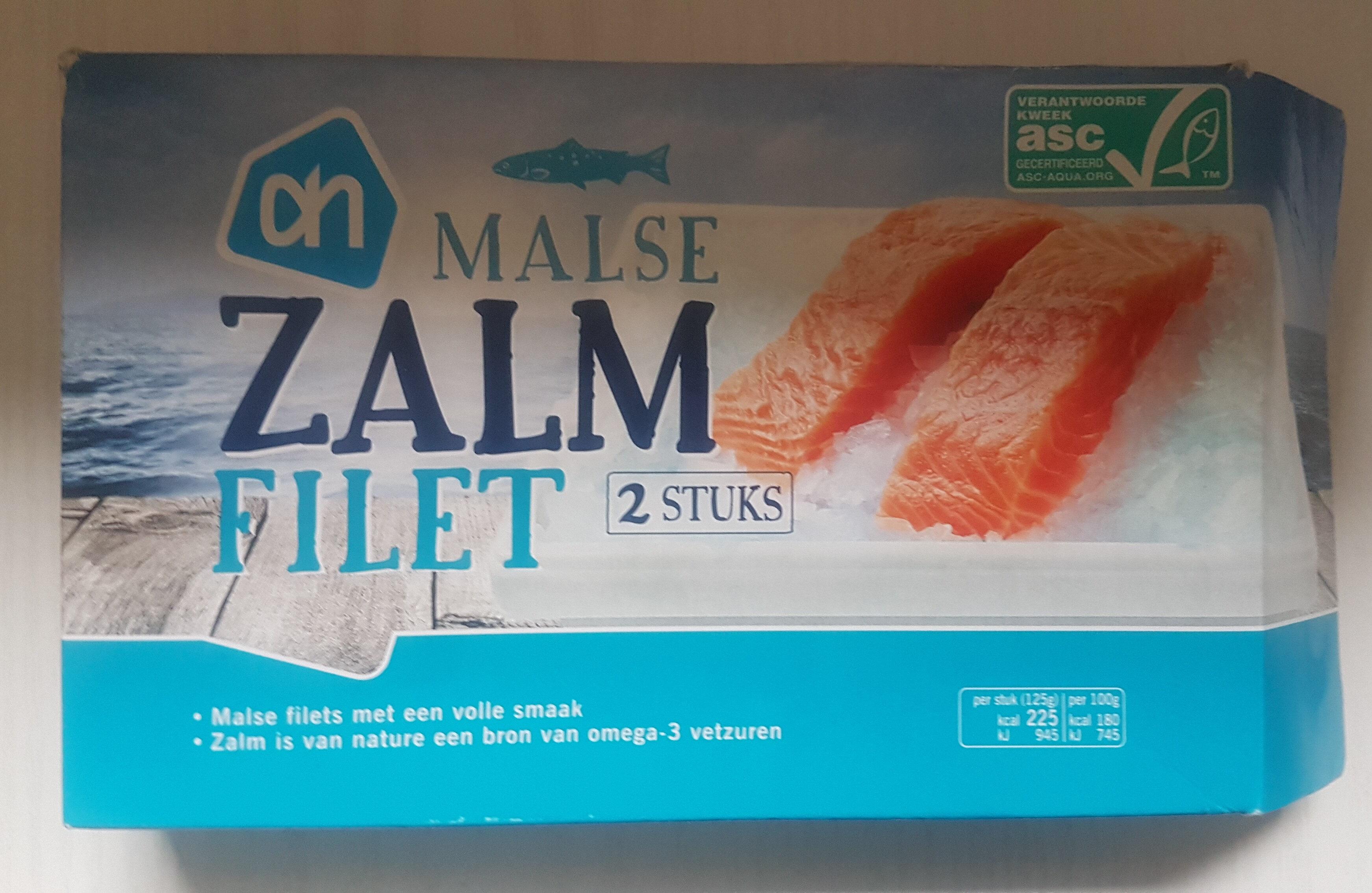 Malse Zalm Filet - Product - nl