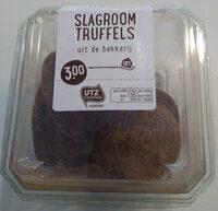 Slagroom Truffels - Product
