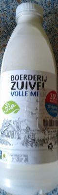 Boerderijzuivel Volle Melk - Product - nl