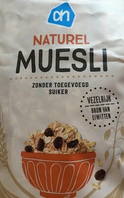 Naturel muesli - Product - nl
