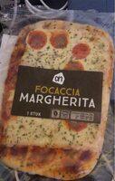 Foccacia margarita - Product - fr