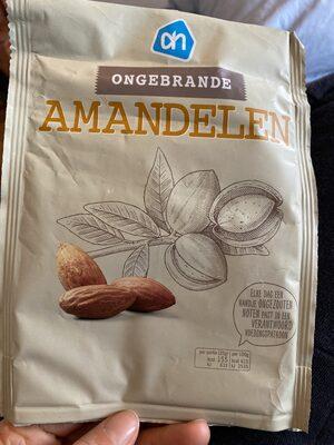 Amandelen (ongebrande) - Product - en