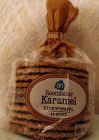 Roomboter Karamel Stroopwafel - Product - nl