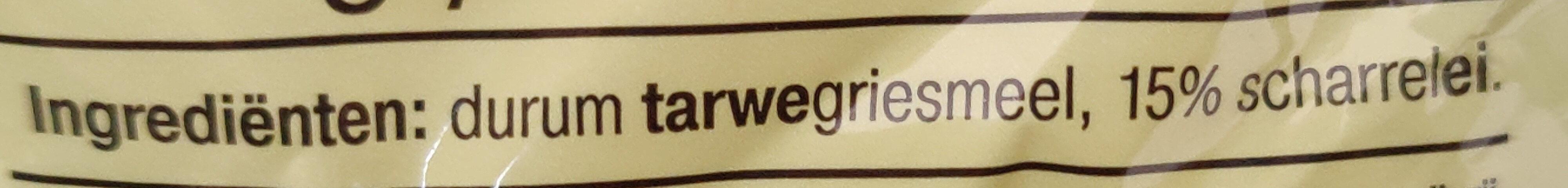 AH Soep Vermicelli - Ingredients - nl