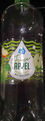 frisse appel water en fruit met koolzuur - Produit