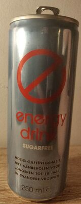 Energy drink sugarfeee - Product - fr