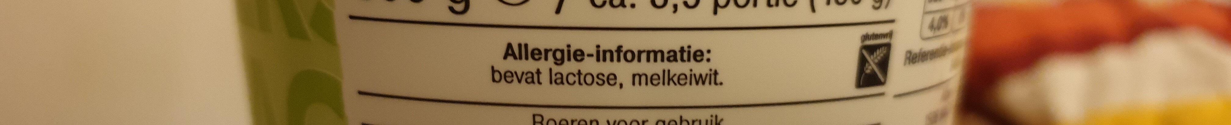De Zaanse Hoeve Magere Kwark - Ingredients - en