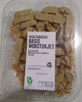 vegetarische basis wokstukjes - Product