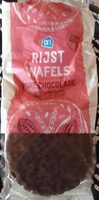 Galette de riz au chocolat noir - Prodotto - fr