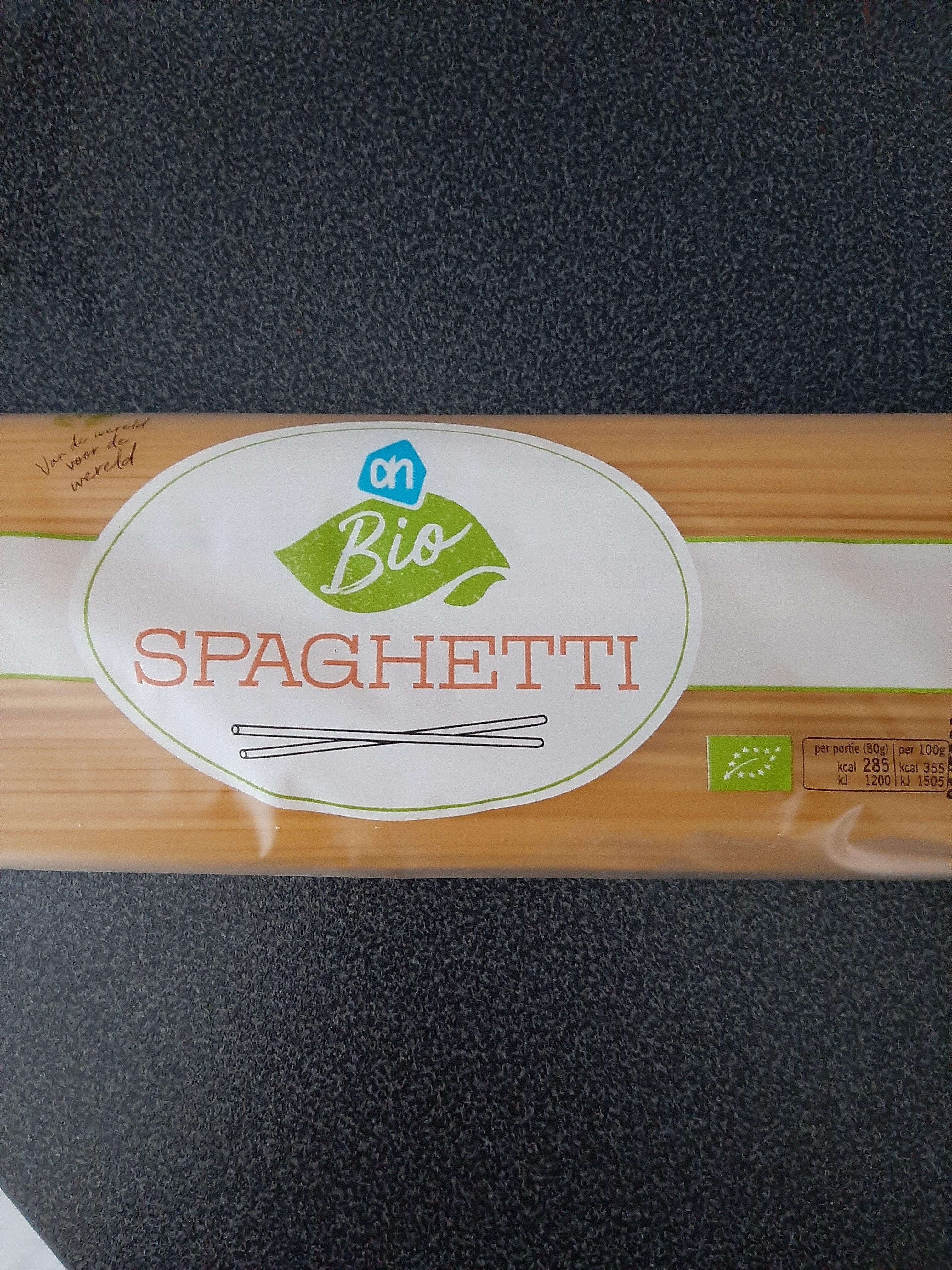 Albert Heijn Bio Spaghetto - Product - nl