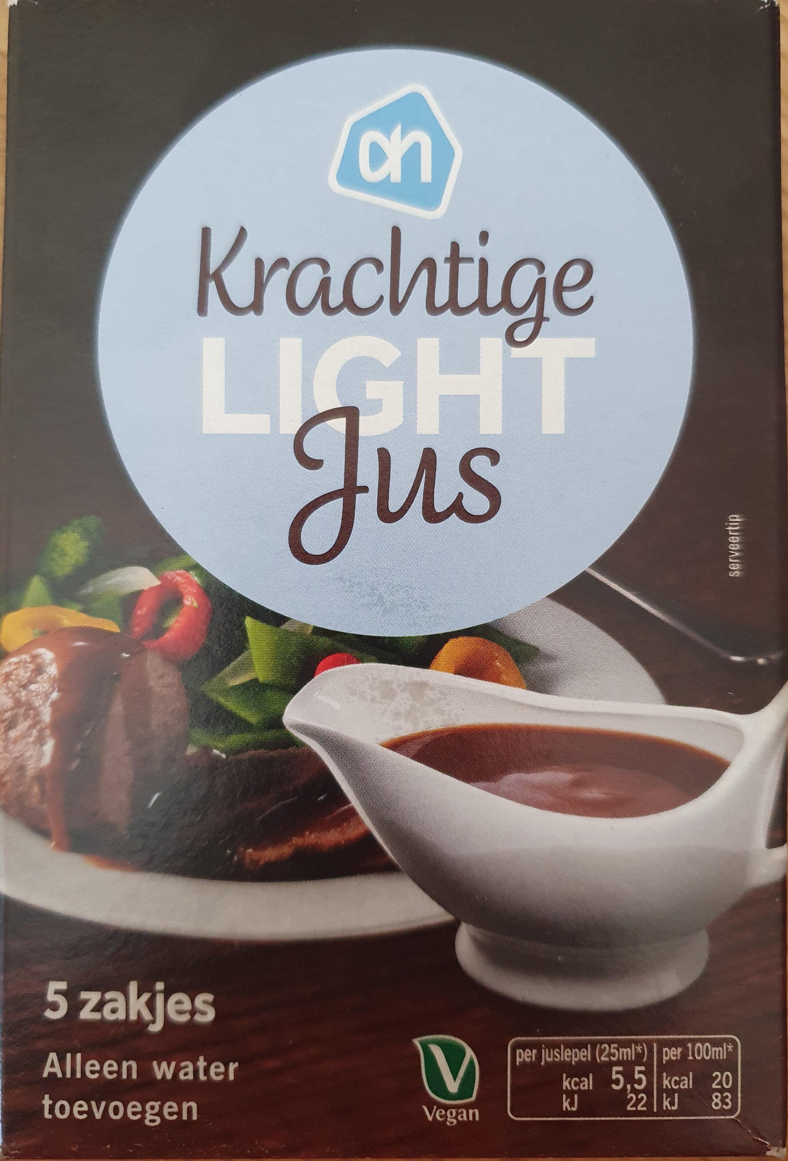 Krachtige jus Light - Product - nl