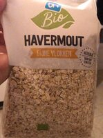 Havermout bio - Product - fr