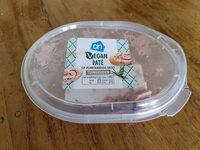 Vegan paté tuinkruiden - Product - nl