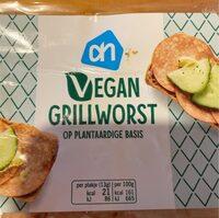 Vegan grillworst - Product - fr