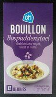 Bouillon Bospaddenstoel - Product - nl