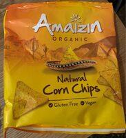 Natural Corn Chips - Produto - en