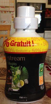 Sodastream Mojito - Produit