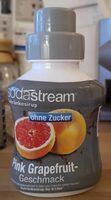 Sodastream Pink Grapefruit - Produit - de