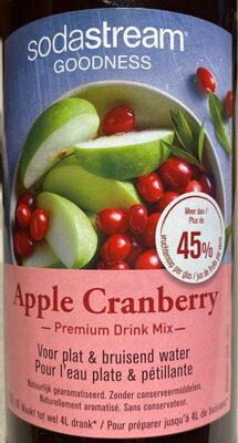 Apple Cranberry - Product