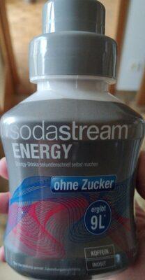 Energy ohne Zucker - Produit - de