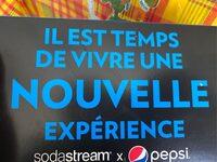 Sodastream pepsi - Produit - fr