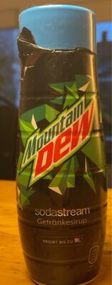 Mountain Dew - Product - nb