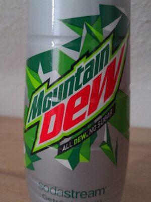 Mountain Dew Sirup - Produit - en