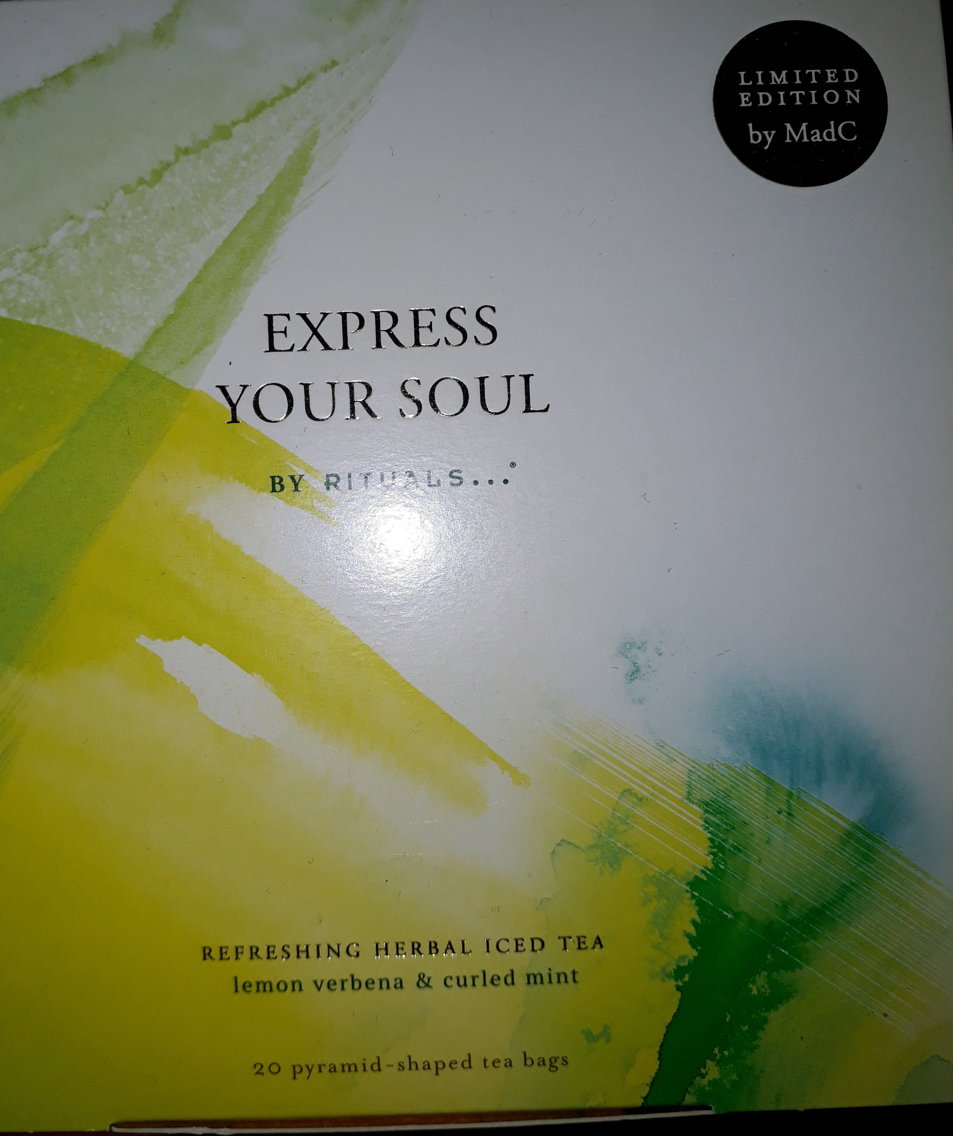 Express your soul - Product