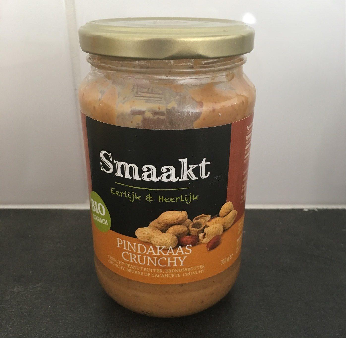 Pindakaas Crunchy - Produit - fr