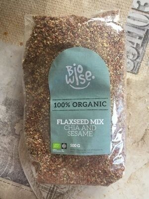 Flaxseed mix chia and sesame - Produit - fr